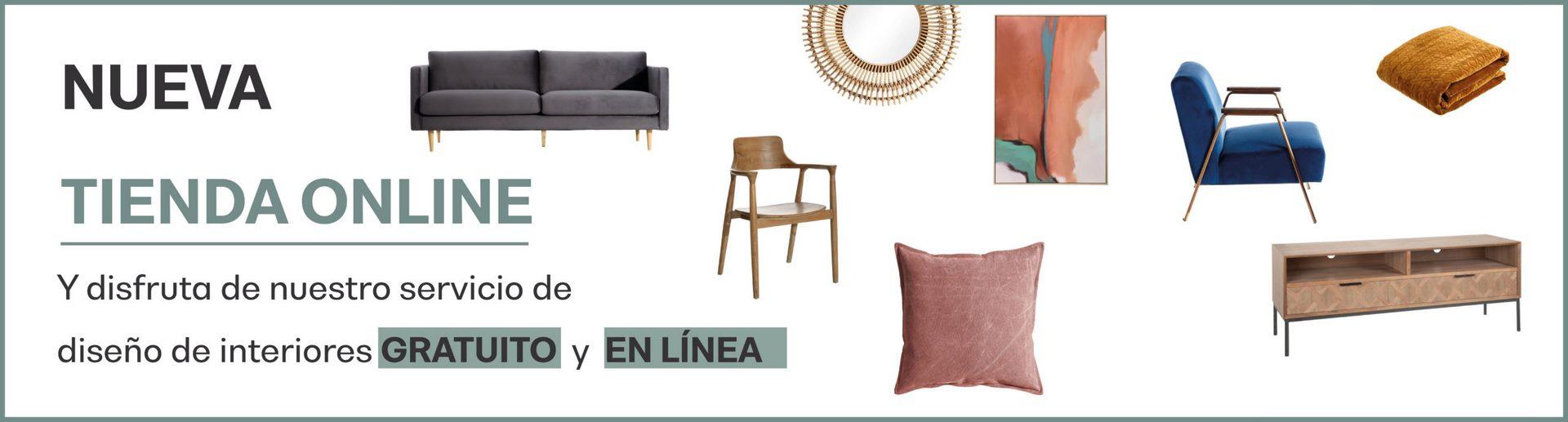 Tienda online muebles de diseño